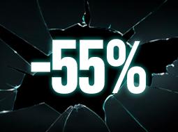 Prodotti al -55%