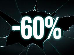 Prodotti al -60%