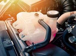 Raffreddamento motore