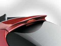 Spoiler alettone posteriore su portellone per Fiat Bravo
