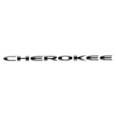 Sigla modello Cherokee portiera anteriore per Jeep Cherokee