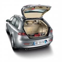 Rete divisoria per trasporto animali per Alfa Romeo 159