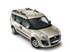 Allarme con predisposizione cablaggi da fabbrica per Fiat e Fiat Professional Doblo