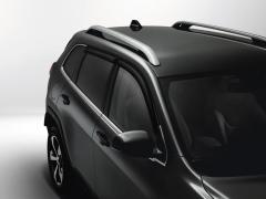Deflettori aria anteriori e posteriori per Jeep