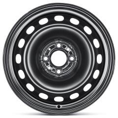 Cerchio in acciaio da 6J x 15'' H2 ET35 per Fiat e Fiat Professional