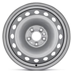 Cerchio in acciaio da 6J x 15'' ET39 per Fiat e Fiat Professional