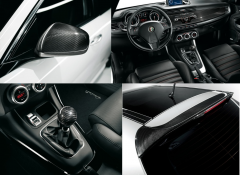 Alfa Romeo Giulietta Pack Carbonio