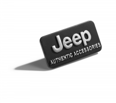 Badge Jeep Authentic Accessories