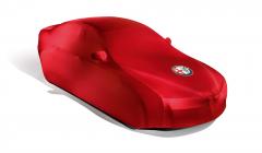 Telo copriauto da interno per Alfa Romeo 159