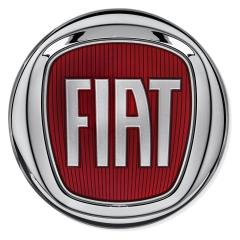 Fregio Fiat posteriore per Fiat e Fiat Professional