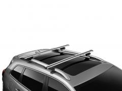 Barre portatutto in alluminio per tetto auto