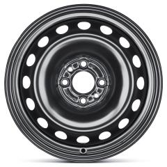 Cerchio in acciaio da 6J x 15'' H2 ET31.5 per Fiat e Fiat Professional