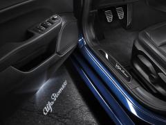 Luci di cortesia per portiera anteriore (luci pozzanghera) per Alfa Romeo Giulia