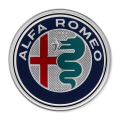 Fregio Alfa Romeo dispositivo chiusura per Alfa Romeo Mito