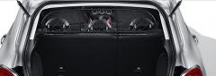 Rete divisoria per trasporto animali per Fiat 500X