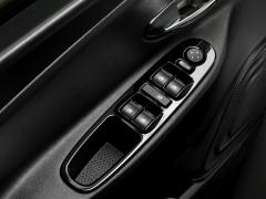 Mostrina nero lucido su comandi alzacristalli per Lancia Ypsilon