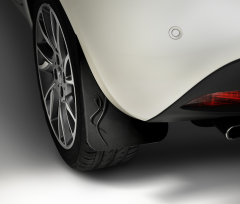 Paraspruzzi posteriori in gomma per Lancia Ypsilon