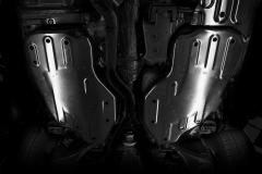 Protezione Sottoscocca Per Coppa Olio Motore