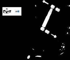Ammortizzatore posteriore per Fiat Professional Scudo