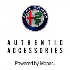 Rete divisoria per trasporto animali per Alfa Romeo Stelvio