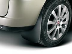 Paraspruzzi posteriori in gomma per Fiat e Fiat Professional