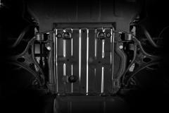 Protezione sottoscocca per asse anteriore per Jeep Grand Cherokee