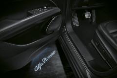 Luci di cortesia per portiera anteriore (luci pozzanghera) per Alfa Romeo