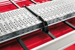 Blocchi fermacarico per bagagliera da tetto per Fiat e Fiat Professional