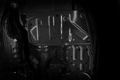 Protezione sottoscocca per ripartitore per Jeep Grand Cherokee