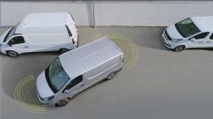 Sensori di parcheggio posteriori