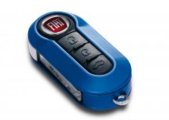 Kit cover chiavi codice a barre per Fiat 500