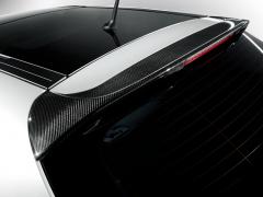 Spoiler posteriore in fibra di carbonio per Alfa Romeo Giulietta