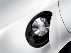 Tappo carburante in alluminio con logo Alfa Romeo per Alfa Romeo Giulietta