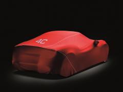 Telo copriauto da interno per Alfa Romeo 4C