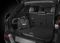 Borsa Per Lo Shopping Jeep E Kit 4 Ganci
