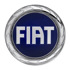 Fregio Fiat griglia anteriore per Fiat Professional Scudo