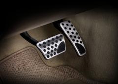 Pedali sportivi per Lancia Thema