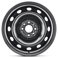 Cerchio in acciaio da 6J x 15'' per Fiat e Fiat Professional
