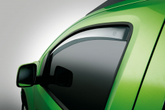 Deflettori aria per finestrini anteriori per Fiat e Fiat Professional