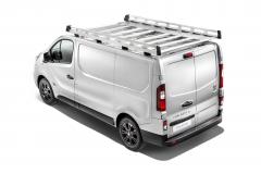 Passerella In Alluminio Per Porte Battenti L2 H1