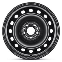 Cerchio in acciaio da 6J x 15'' ET38 per Fiat e Fiat Professional