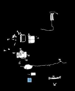 Fendinebbia per Jeep Wrangler
