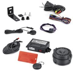 Sistema antifurto allarme volumetrico per Fiat e Fiat Professional Doblo