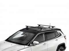 Barre portatutto in alluminio per tetto