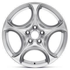 Cerchio in lega 7.5J x 17'' per Alfa Romeo