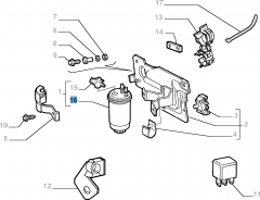 Filtro diesel per Fiat e Fiat Professional