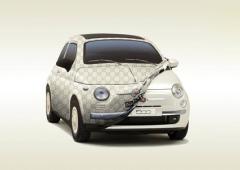 Telo copriauto da interno per Fiat 500