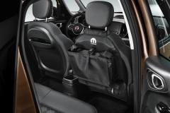 Tasca portaoggetti per sedili posteriori per Fiat e Fiat Professional