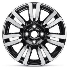 Cerchio in lega 6J x 15'' H2 ET43 per Fiat e Fiat Professional