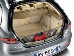 Rete trattenimento oggetti per bagagliaio per Alfa Romeo 159